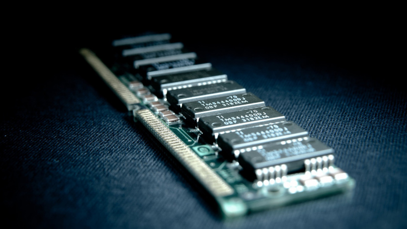 la memoria DRAM (2)