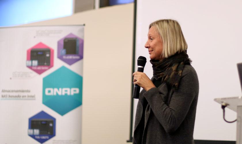 Florence Perrin, responsable WD en Europa