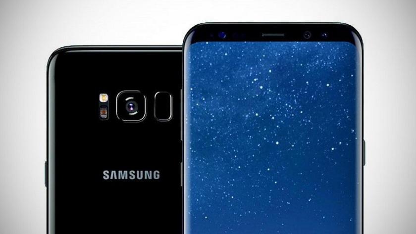 Galaxy S8-S8+