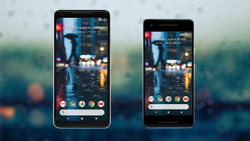 Google Pixel 2 XL portada