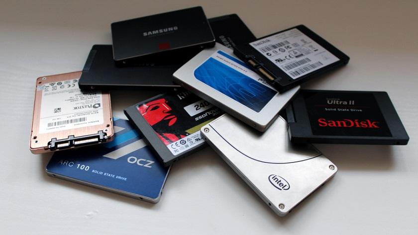 de SSDs
