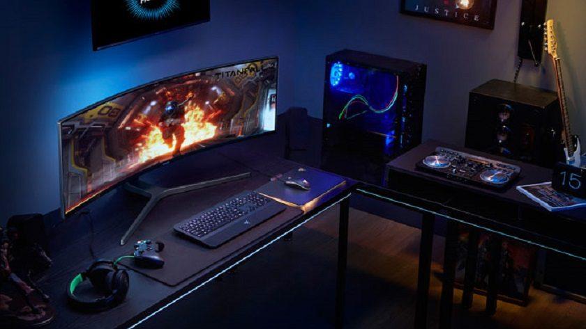 de monitores gaming