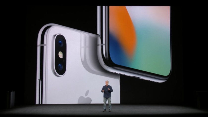 por el iPhone X