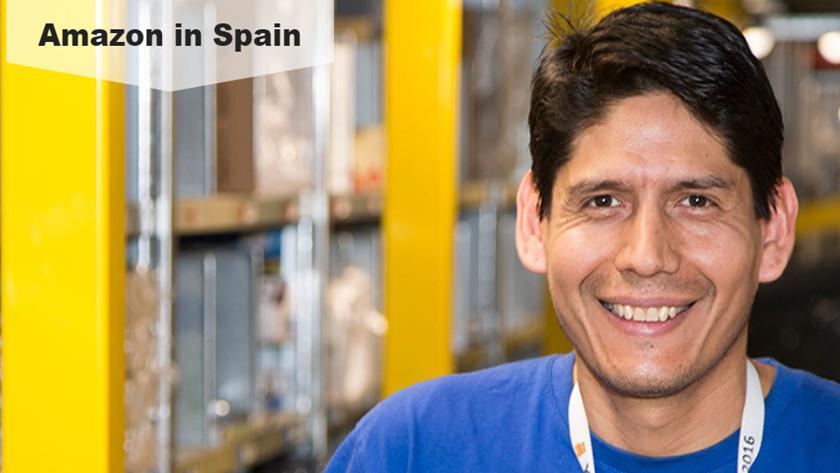 Amazon España empleo