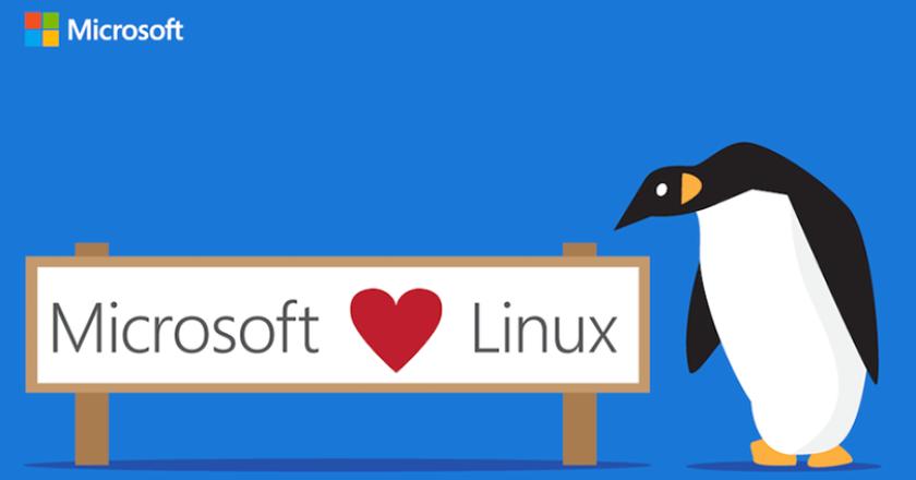 Microsoft-Linux