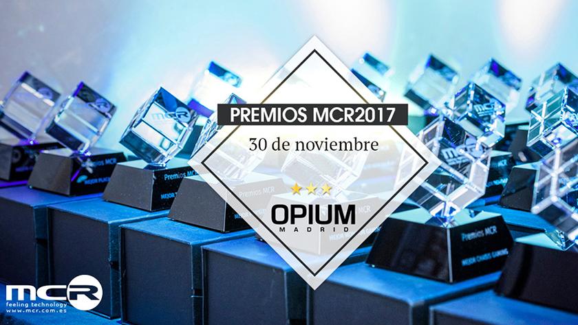 Premios MCR 2017