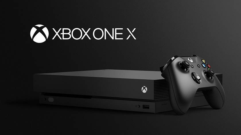demanda de Xbox One X