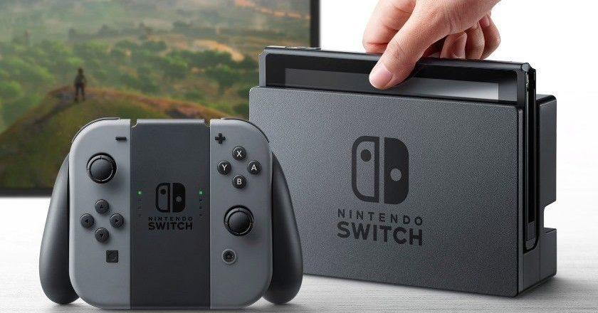 Nintendo Switch 10 millones