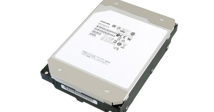 disco duro de 14 TB