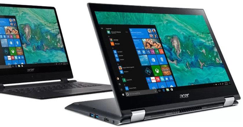 Acer en CES 2018