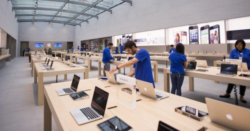 Baterías Apple Store