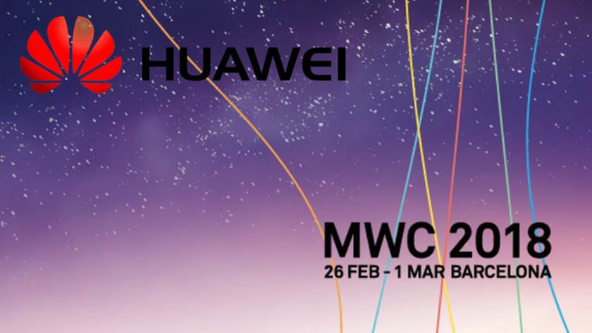 Huawei en MWC2018