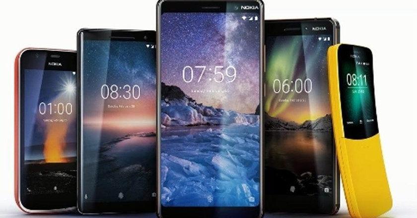 Nokia en MWC 2018