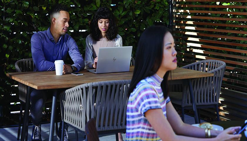 portátiles profesionales HP
