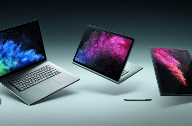 Surface Book 2 en España
