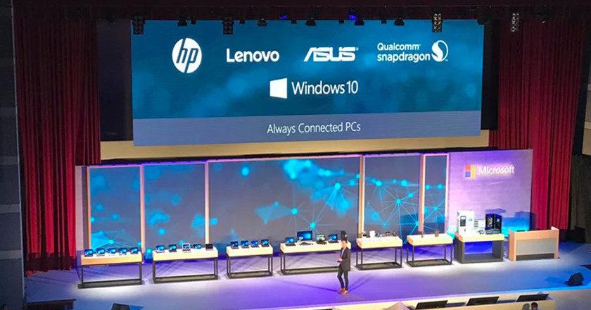 primer Windows 10 sobre ARM