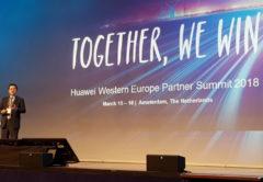 Huawei Partner Summit 2018
