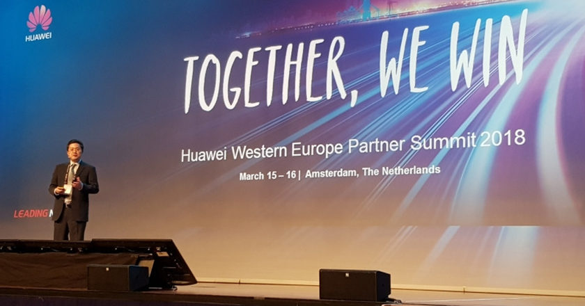 Huawei Partner Summit 2018