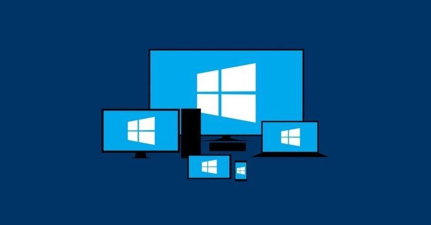 Windows 10 dispositivos activos