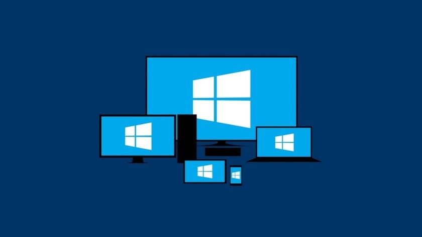 Windows 10 dispositivos activos