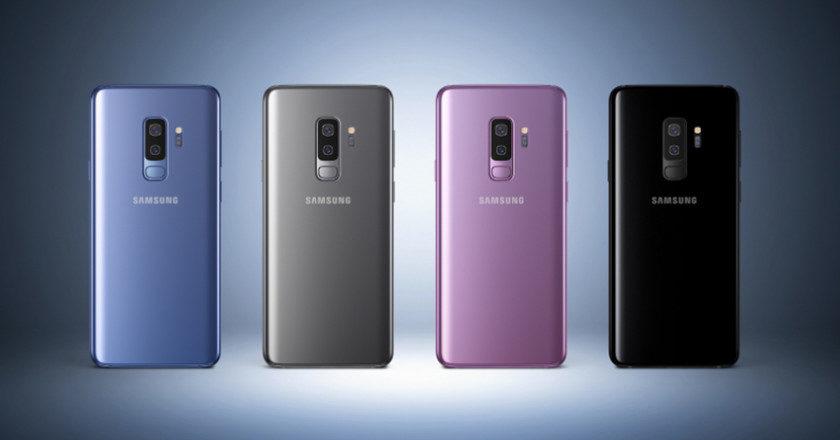 ventas Galaxy S9