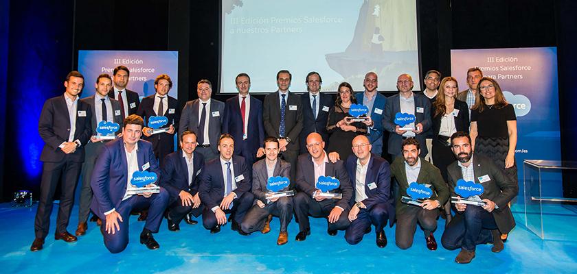 Premiados Salesforce 2018
