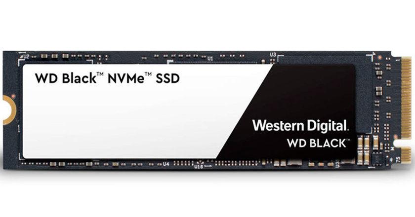 SSD Black 3D NVMe