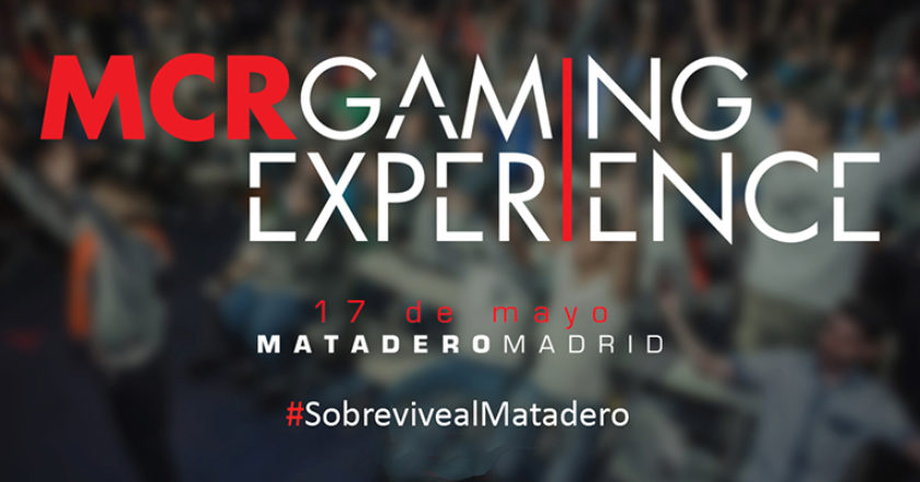MCR Gaming Experience 2018