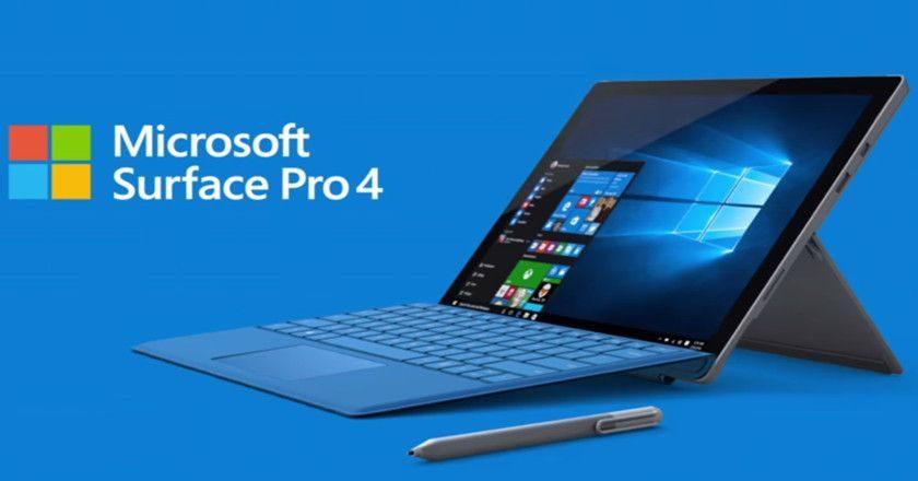 Reemplazo Surface Pro 4