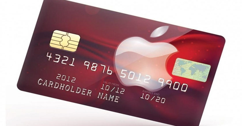 tarjeta de crédito Apple