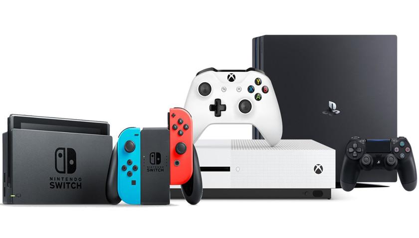 mercado de videojuegos