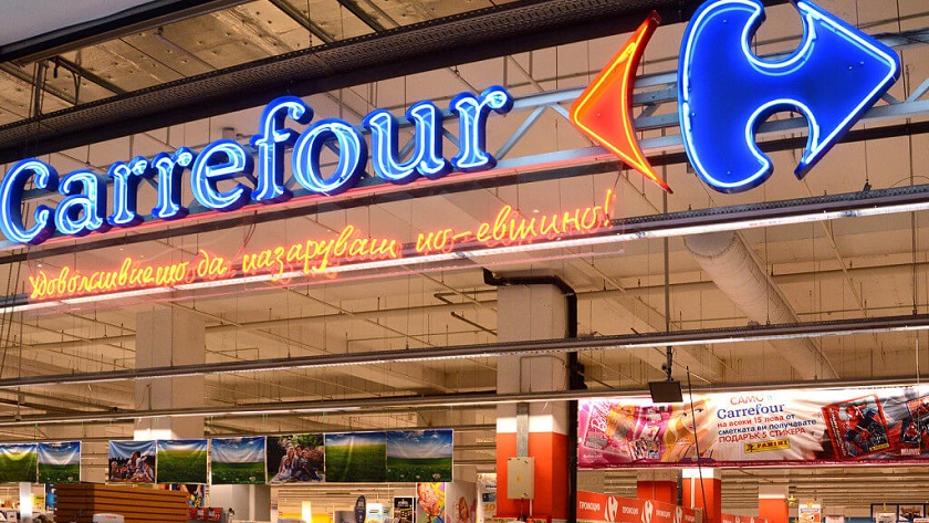 Carrefour y Google