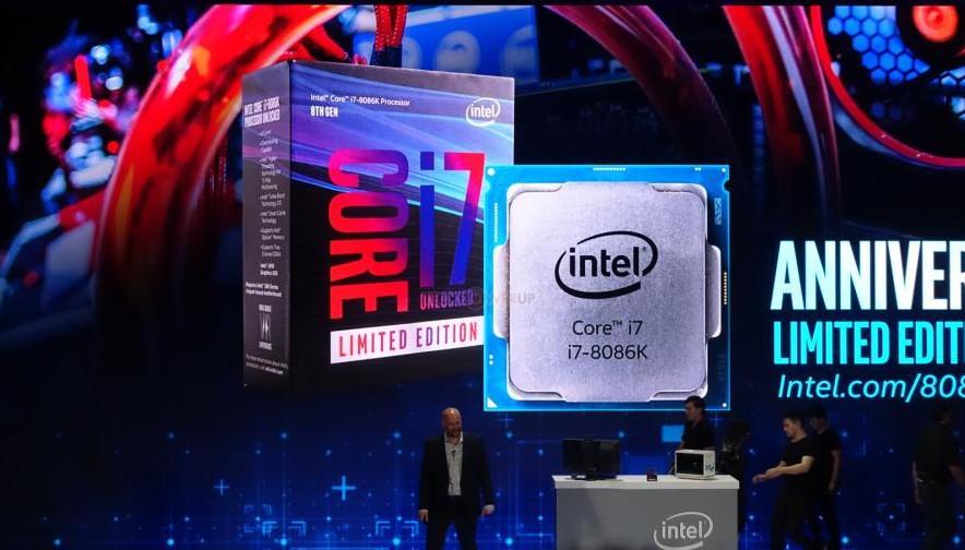 Intel en Computex 2018
