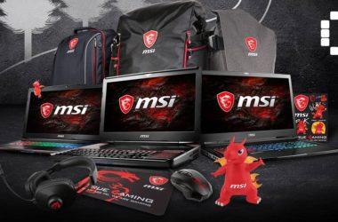 MSI en Computex 2018