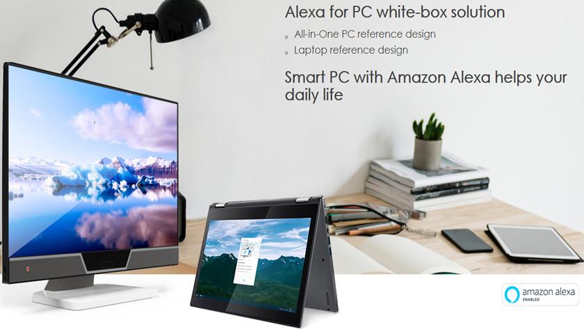 PCs con Alexa
