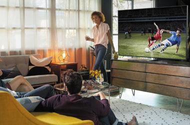 tamaño en televisores