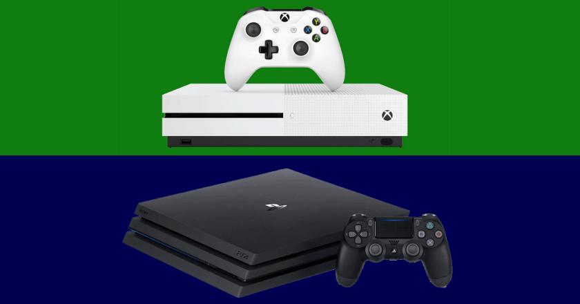 PS4 duplica en ventas a Xbox One