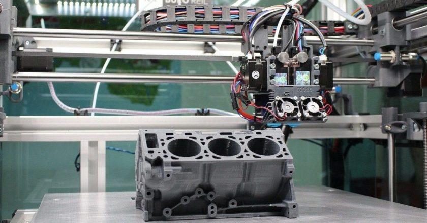 Impresora 3D Impresión Metal