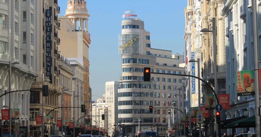 Huawei Tienda Gran Via Madrid