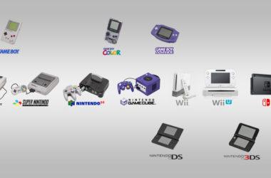 Nintendo Consolas Ventas
