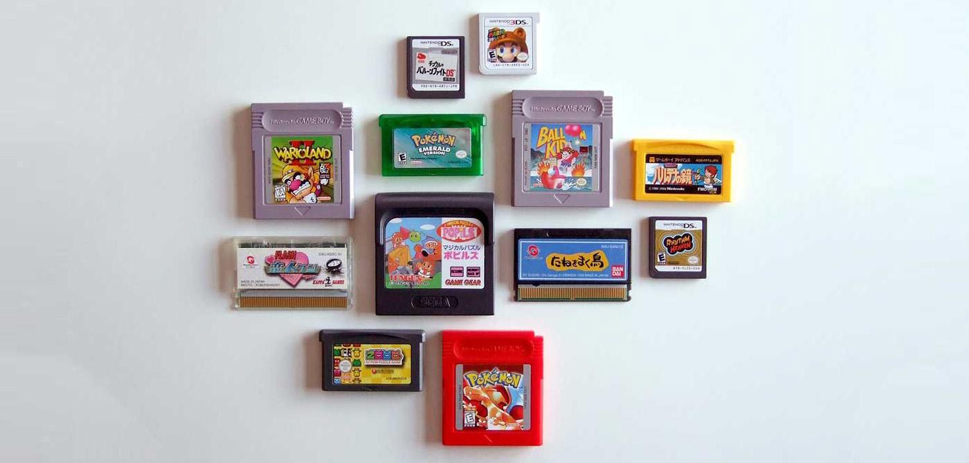 Nintendo Cartuchos