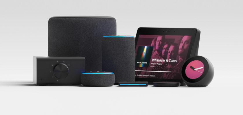Amazon Echo nuevas gamas