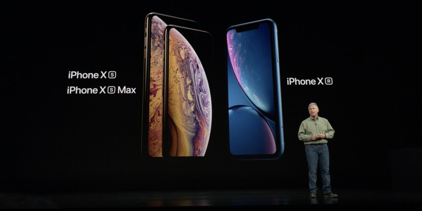 Apple iPhone Xs Max Xr