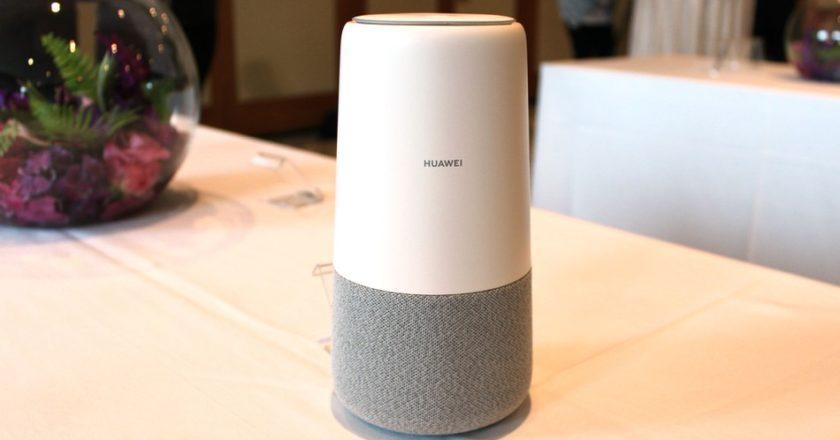 Huawei AI Cube Amazon Alexa