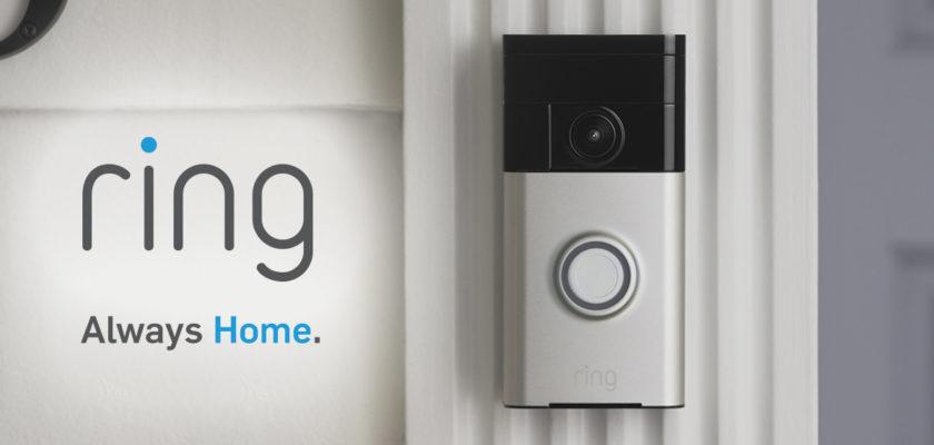 Ring Seguridad Videocámara