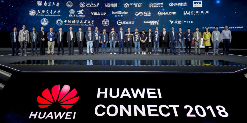 Huawei Lanzamiento AI Developer Enablement Program