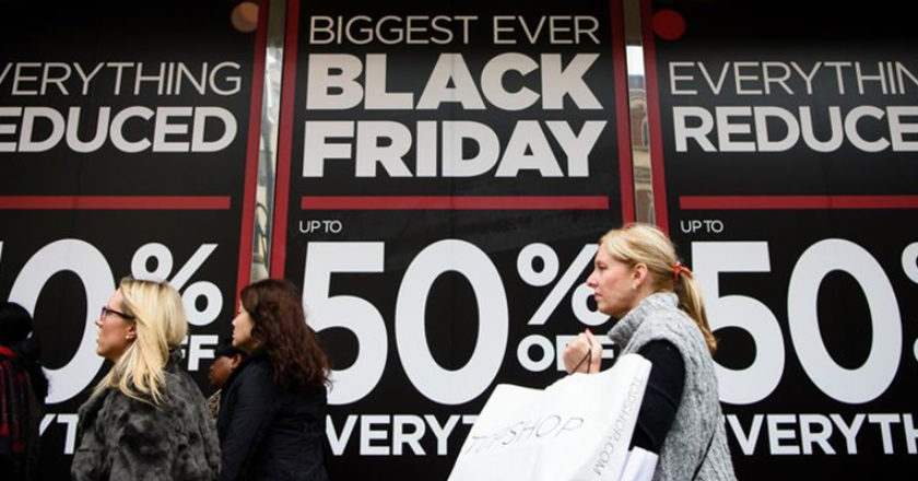 eShoppers espera ofertas Black Friday