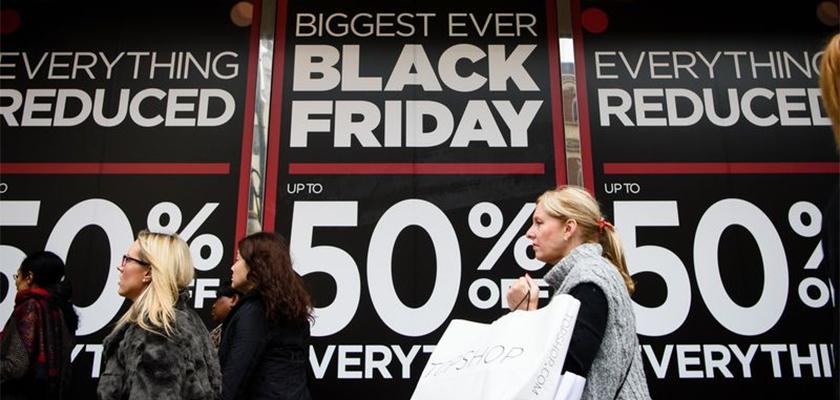 eShoppers espera ofertas Black Friday