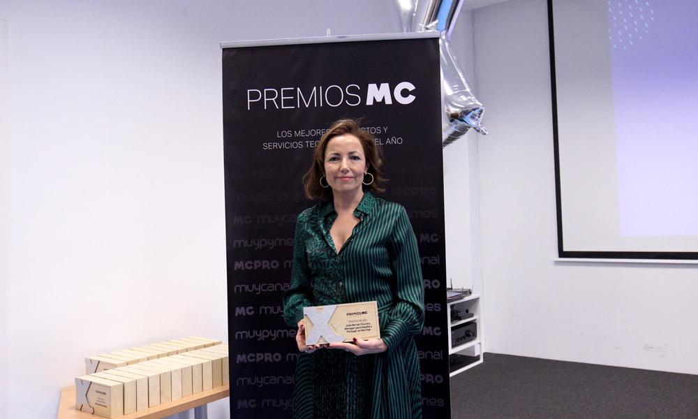 Julia Bernal, country manager para España y Portugal de Red Hat