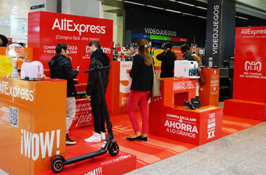 aliexpress Pop Up ECI Sanchinarro